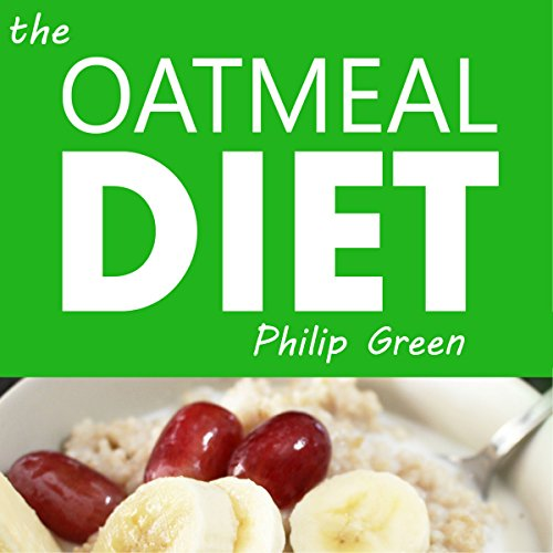 The Oatmeal Diet audiobook cover art