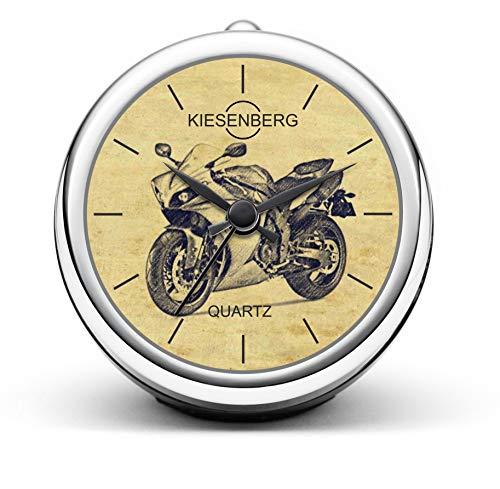 KIESENBERG Design Orologio da Tavolo Regalo per YZF-R1 Fan Clock T-20416