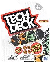 Tech-Deck Santa Cruz Skateboards Copy Hand Wide Tip Rare 2020 Complete 96mm Fingerboard