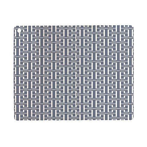 Búmina - Funda de piel sintética para iPad 9.7 2018 (6ª generación, 5ª generación), iPad Air 2/iPad Air, funda de piel sintética con función de soporte/apagado automático, multicolor multicolor Color_8