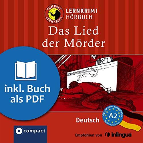 Das Lied der Mörder (Compact Lernkrimi Hörbuch) audiobook cover art