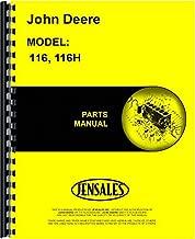 john deere 116 manual