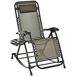 Best Rocking Reclining Camp Chair