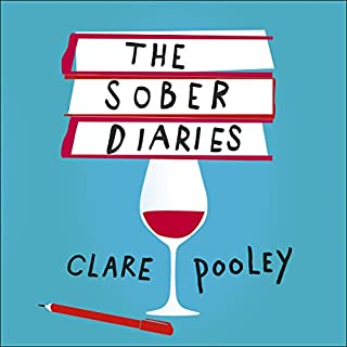 The Sober Diaries audiobook cover art