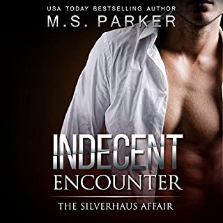 Indecent Encounter audiobook cover art