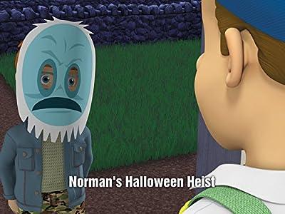 Norman's Halloween Heist from