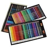 Lápiz hexagonal de 120 colores, 1 caja, lápices de colores, dibujo artístico, juego de lápices de colores profesionales para cumpleaños