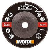 WORX WA6074 Disco de desbaste 76mm WX801/WX801.9