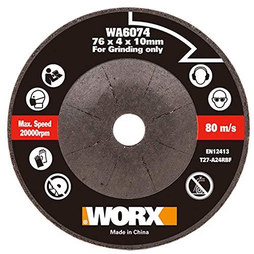 WORX WA6074: Disco de lijado para cortador