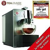ANGEBOTSPREIS - TEEKANNE Multifunktionale Kaffeekapselmaschine Teemaschine + Zubehör, Heißgetränkespender groß elektrisch 1455W, Kaffeeautomat Kapseln, Kaffeemaschine K-Fee...