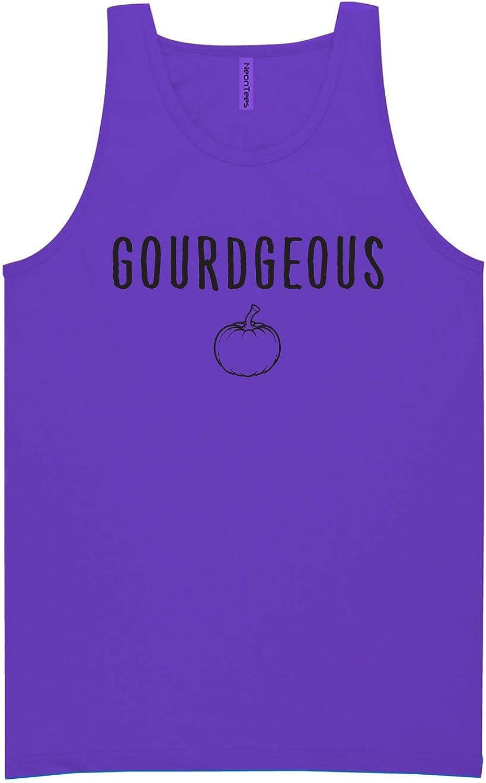 zerogravitee Gourdgeous Neon Purple Tank Top - XX-Large