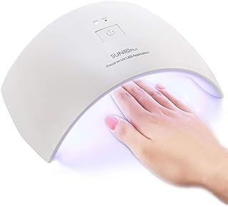 Lámpara de Uñas UV 36W, CompraFun Lámpara UV y LED