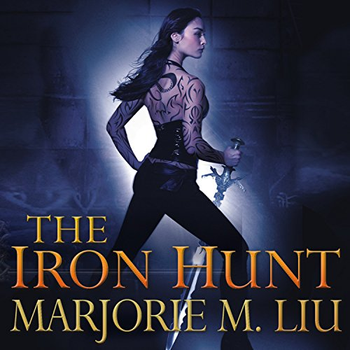 The Iron Hunt audiobook cover art