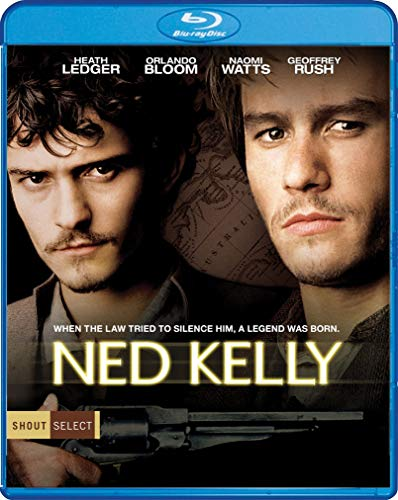 Ned Kelly (2003) [Blu-ray]