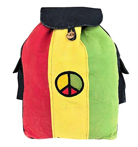 Harrington Marley , Damen Rucksackhandtasche Mehrfarbig multi Backpack