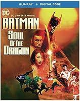 Batman: Soul of the Dragon (Bilingual/Blu-ray+Digital)