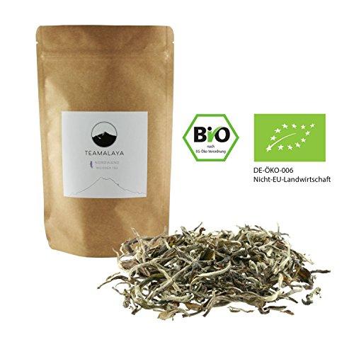 Teamalaya Nordwand weißer Tee, Nepal, 100g - Bio
