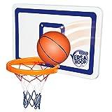 Duncan Toys VersaHoop  XL, Indoor/Outdoor Mini Hoop Kit with Oversized Hoop, Durable Ball, Door Hook, Clamp Set