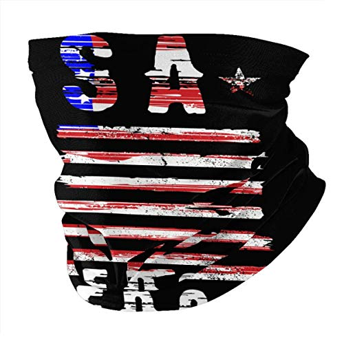 fenrris65 New York City Brooklyn - Funda para bufanda de cuello con filtro ligero