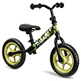 Allek Balance Bike for Kids & Toddlers, 12' No-Pedal Balance Bike for Kids Boys Girls- Perfect for Balance Training Your 18 Month to 6 Years Old Child (Camouflage)