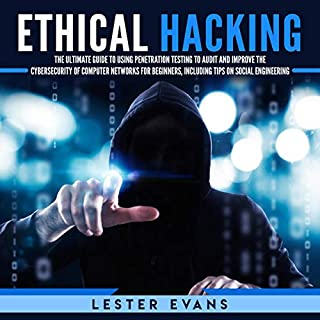 Ethical Hacking audiobook cover art