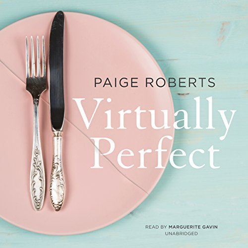 Virtually Perfect audiobook cover art