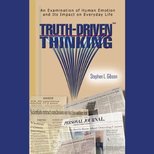 Truth-Driven Thinking  By  cover art