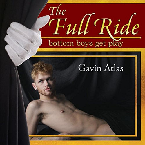The Full Ride audiobook cover art
