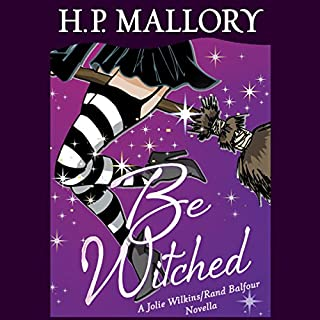 Be Witched audiobook cover art