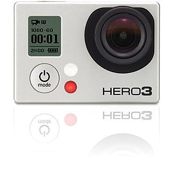 GoPro HD Hero 3 Silver Edition  Renewed