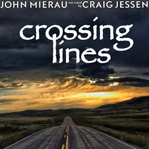 Crossing Lines audiobook cover art