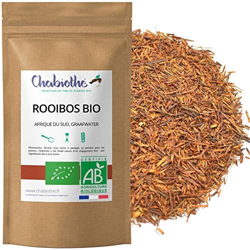 Rooibos Natural BIO 200g - Té Rojo Orgánico Sudáfrica