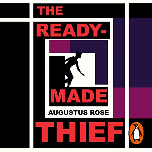The Readymade Thief audiobook cover art