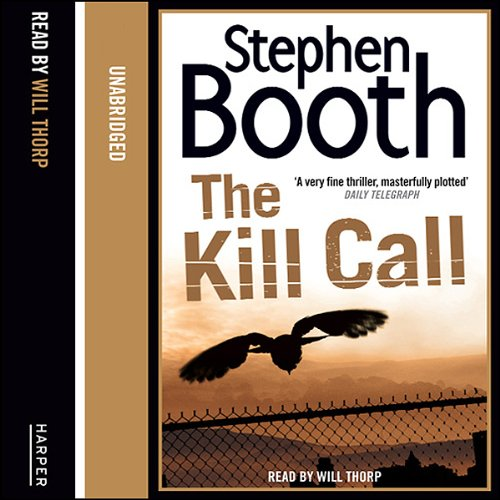 The Kill Call audiobook cover art