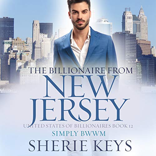 The Billionaire from New Jersey  audiobook cover art