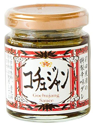 前田農園の特製辛味ダレ コチュジャン 100g