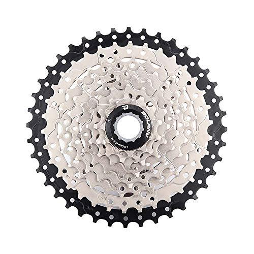 TUCKE Rueda Libre de 8 velocidades para Bicicleta de montaña, relación de Engranaje 11-40T MTB, Rueda de Volante para Shimano Sram