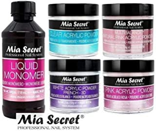 mia secret acrylic powder and monomer