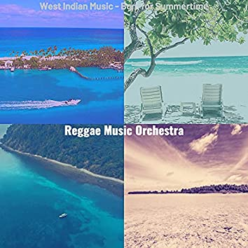 West Indian Music - Bgm for Summertime