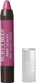 Burt's Bees 100% Natural Moisturizing Matte Lip Crayon, Hawaiian Smolder – 1 Crayon