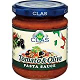 クラス トマト&オリーブ パスタソース 190g