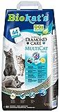 Biokat's Diamond Care Multicat Fresh, arena para gatos con fragancia...