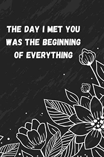The day I met you was the beginning of everything: Guest List Wedding Planner