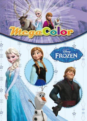 Frozen. Megacolor (Disney. Frozen)