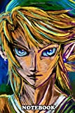 Notebook: Art Of Legend Of Zelda , Journal for Writing, College Ruled Size 6' x 9', 110 Pages