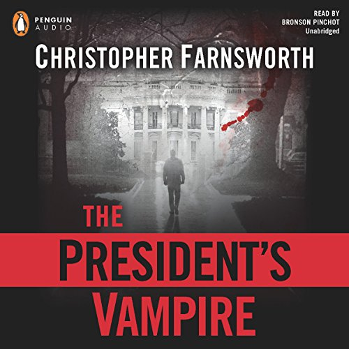 The President's Vampire cover art