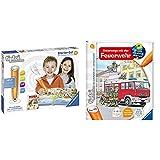 Ravensburger tiptoi Starter-Set 00804: Stift und Bauernhof-Buch - Lernsystem für Kinder ab 4 Jahren...