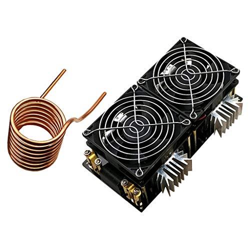 H HILABEE 2000W ZVS Módulo De Placa De Controlador De Calentador De Calentamiento Por Inducción De Bajo Voltaje ZVS DIY