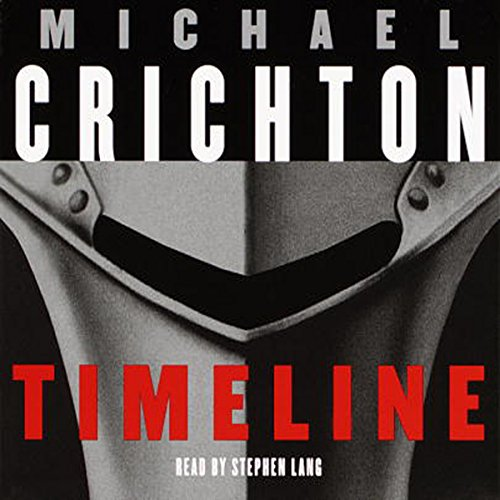 Timeline audiobook cover art