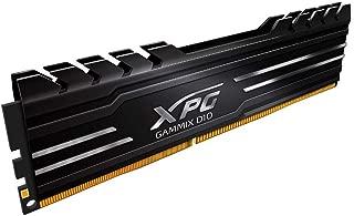 ADATA, Ax4U2666316G16-Sbg, Memoria RAM Xpg Gammix D10 16GB DDR4 U-DIMM 2666 MHz PC4-21300 CL16, Non-ECC